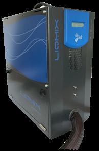 LiqMix Gas Generator