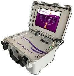 GasMix NOMAD portable diluter